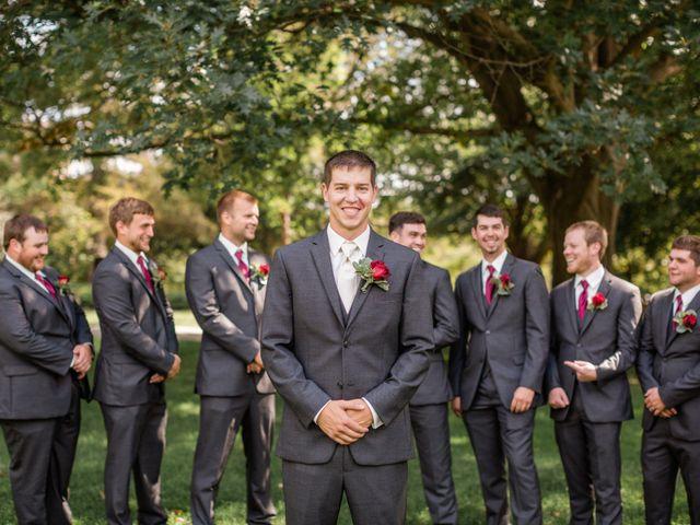 Lauren and Justin's Wedding in Ames, Iowa 4