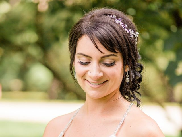Lauren and Justin's Wedding in Ames, Iowa 5
