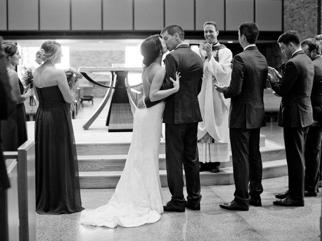 Lauren and Justin's Wedding in Ames, Iowa 8