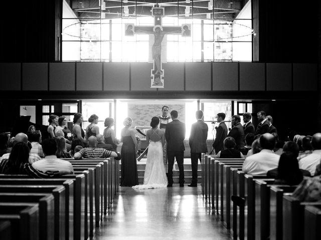 Lauren and Justin's Wedding in Ames, Iowa 9
