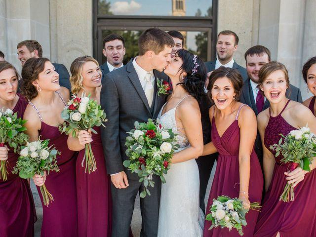 Lauren and Justin's Wedding in Ames, Iowa 10