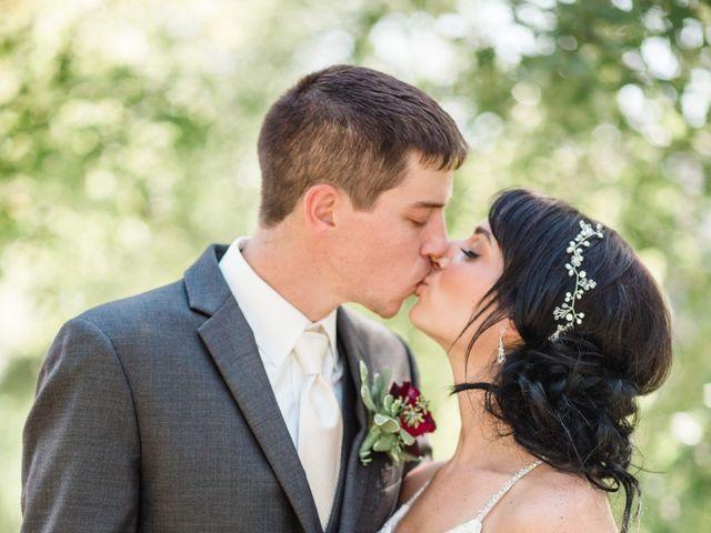 Lauren and Justin's Wedding in Ames, Iowa 11