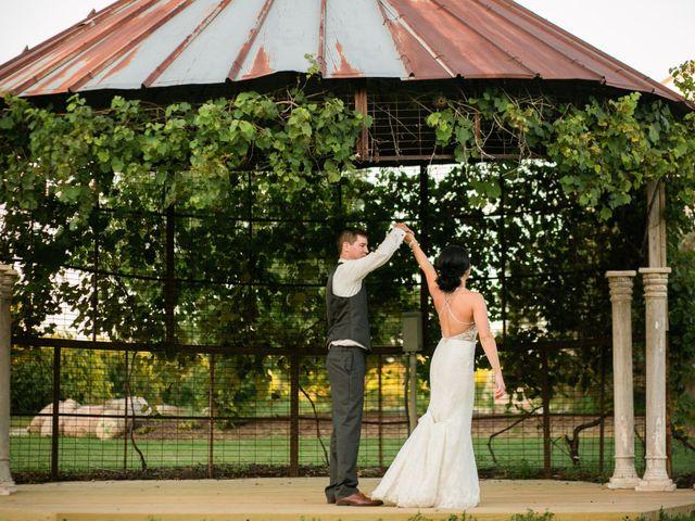 Lauren and Justin's Wedding in Ames, Iowa 19