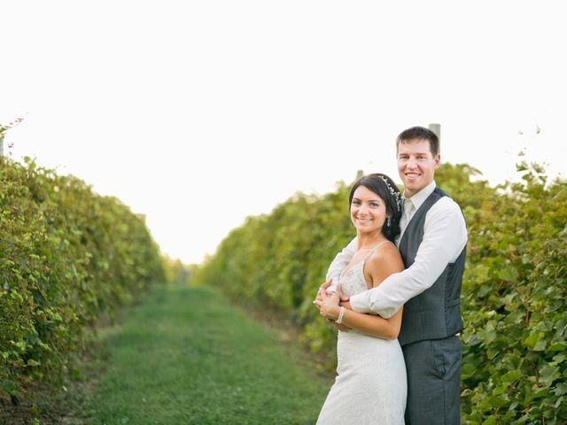 Lauren and Justin's Wedding in Ames, Iowa 20