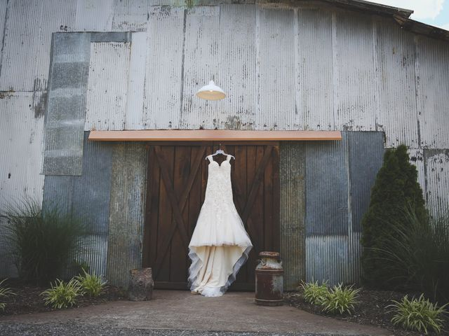 Kevin and Kamryn's Wedding in Murfreesboro, Tennessee 1