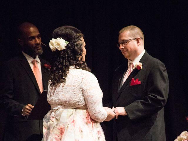Tiffany and Charles's Wedding in Flint, Michigan 1