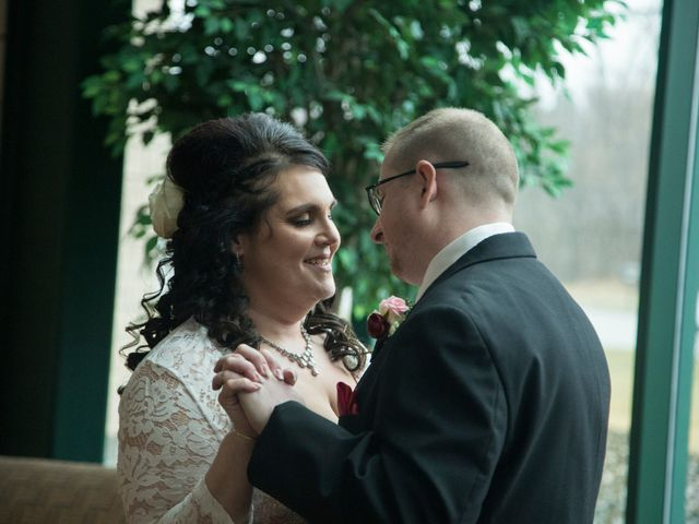 Tiffany and Charles's Wedding in Flint, Michigan 2
