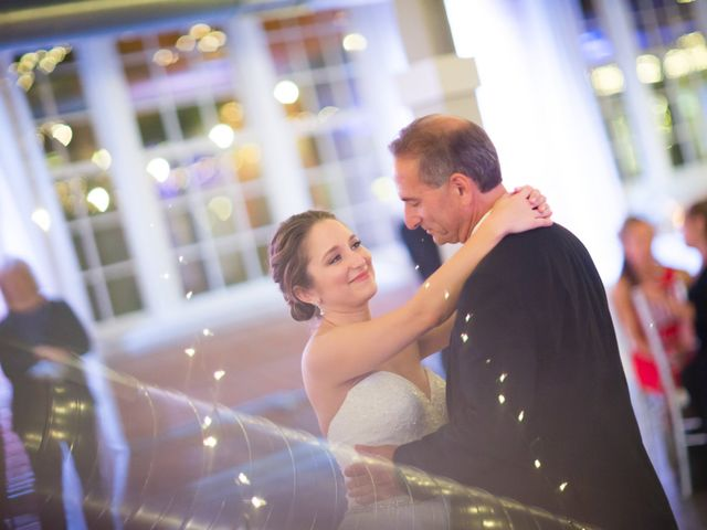 Chris and Andrea's Wedding in Buffalo, New York 4