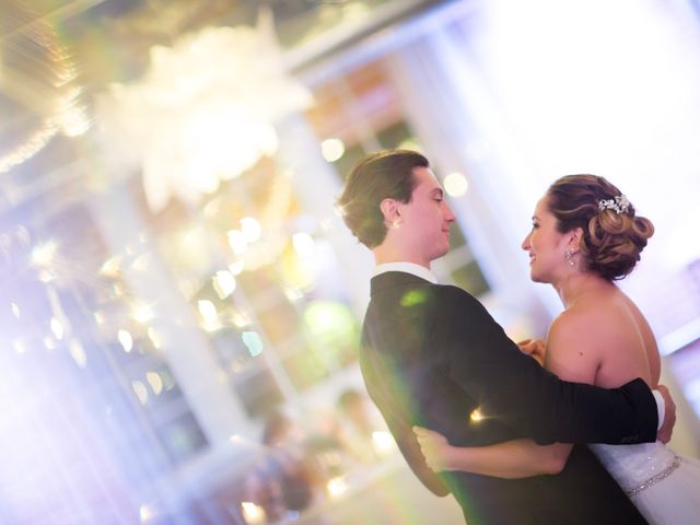 Chris and Andrea's Wedding in Buffalo, New York 5