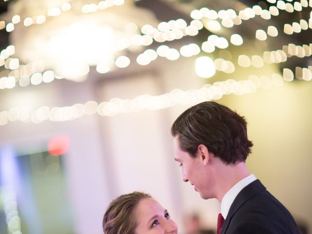Chris and Andrea's Wedding in Buffalo, New York 7