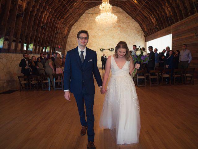 Cody and Katie's Wedding in Austin, Texas 7
