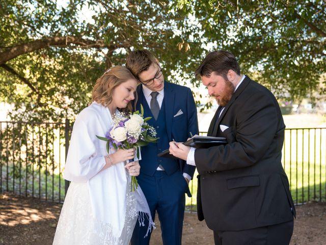 Cody and Katie's Wedding in Austin, Texas 9