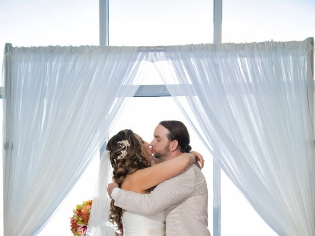 Joseph and Sue's Wedding in Hollywood, Florida 11