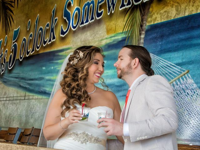 Joseph and Sue's Wedding in Hollywood, Florida 15