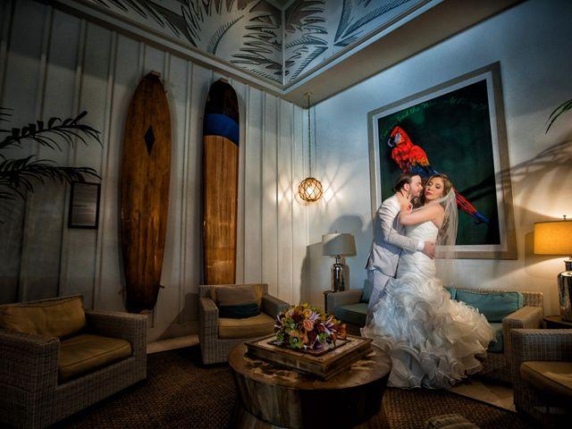 The wedding of Sue and Joseph
