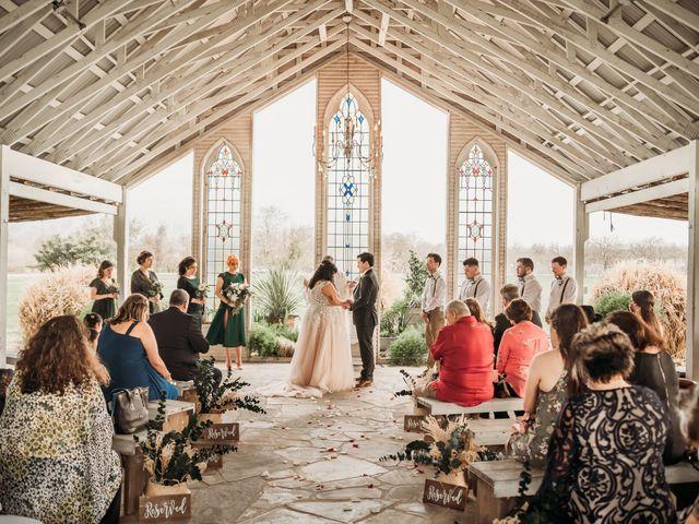 Victor and Rae's Wedding in Gruene, Texas 2