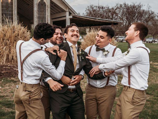 Victor and Rae's Wedding in Gruene, Texas 66