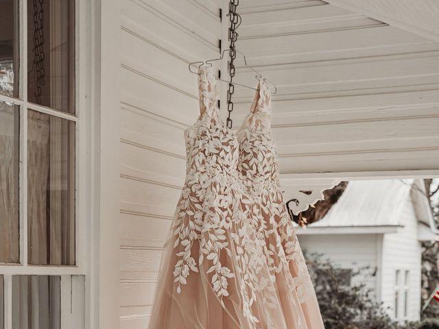 Victor and Rae's Wedding in Gruene, Texas 31