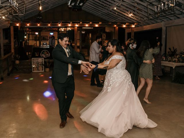 Victor and Rae's Wedding in Gruene, Texas 85