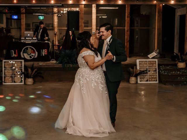Victor and Rae's Wedding in Gruene, Texas 75