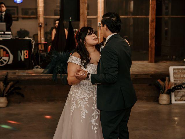 Victor and Rae's Wedding in Gruene, Texas 76