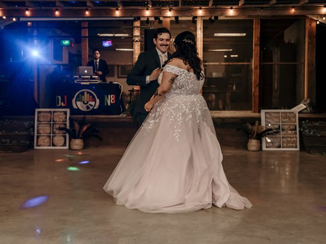 Victor and Rae's Wedding in Gruene, Texas 77