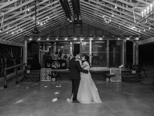 Victor and Rae's Wedding in Gruene, Texas 78