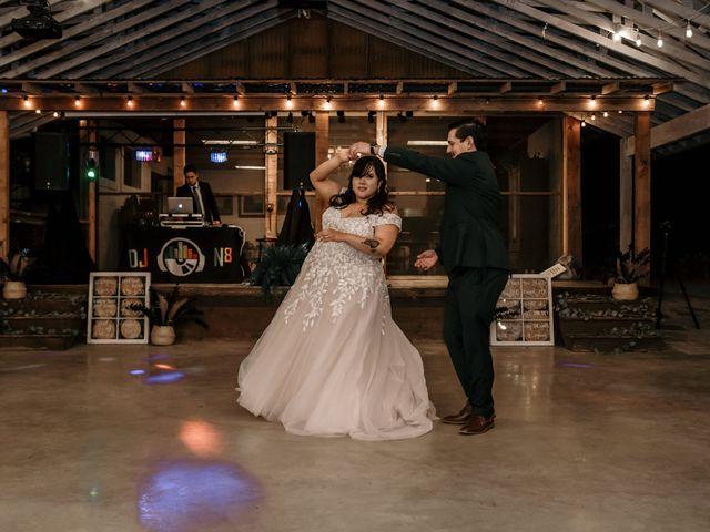 Victor and Rae's Wedding in Gruene, Texas 79