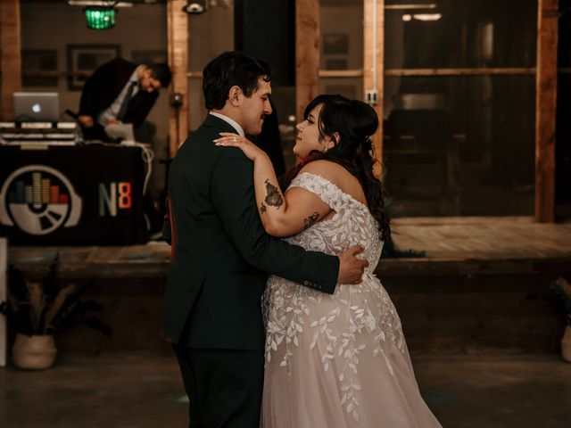 Victor and Rae's Wedding in Gruene, Texas 80