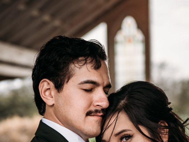 Victor and Rae's Wedding in Gruene, Texas 4