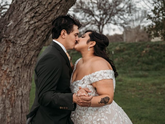 Victor and Rae's Wedding in Gruene, Texas 9