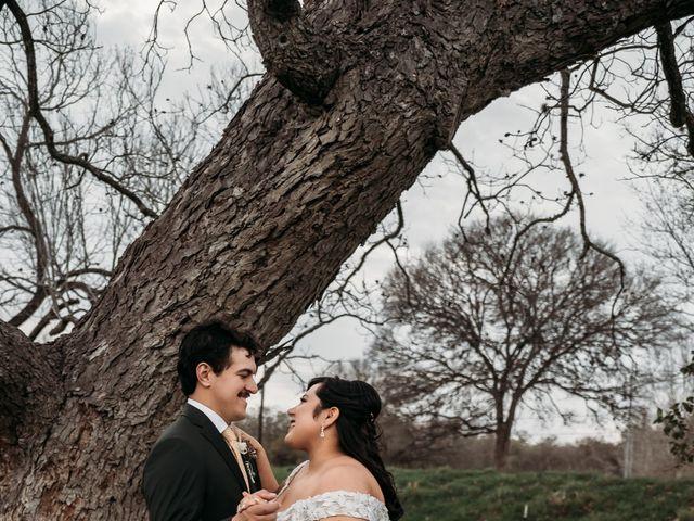 Victor and Rae's Wedding in Gruene, Texas 5