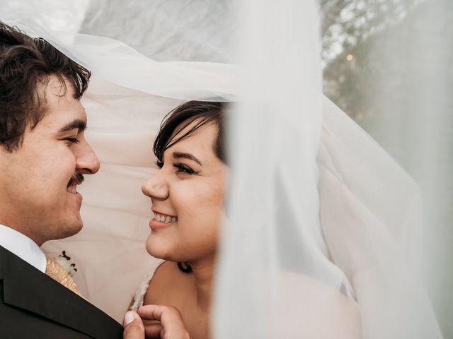 Victor and Rae's Wedding in Gruene, Texas 7