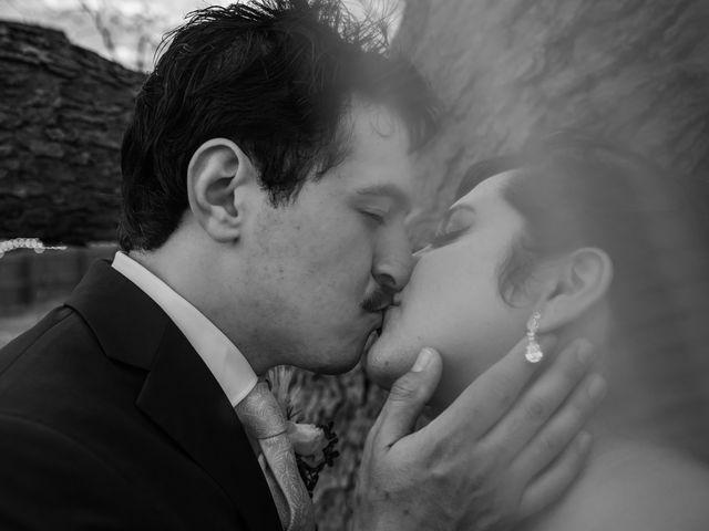 Victor and Rae's Wedding in Gruene, Texas 12