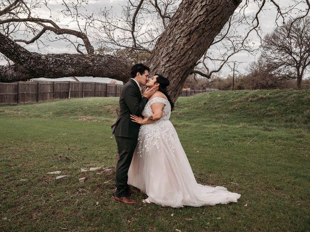 Victor and Rae's Wedding in Gruene, Texas 13