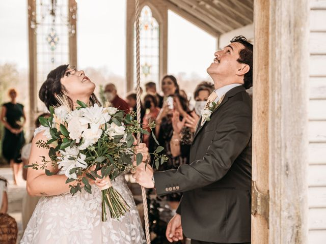 Victor and Rae's Wedding in Gruene, Texas 65