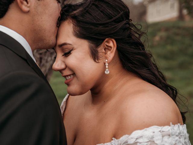 Victor and Rae's Wedding in Gruene, Texas 14