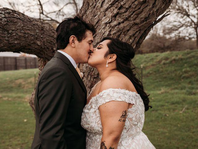 Victor and Rae's Wedding in Gruene, Texas 18