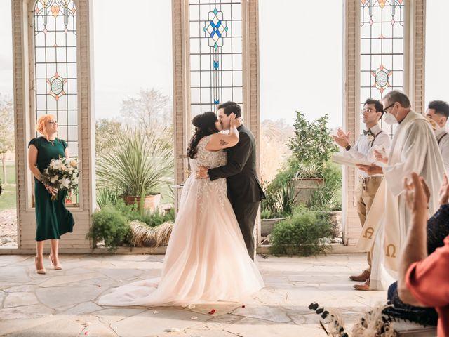 Victor and Rae's Wedding in Gruene, Texas 64
