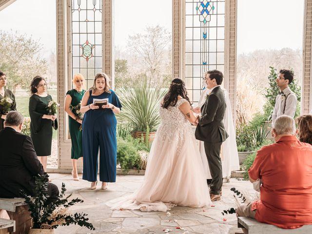 Victor and Rae's Wedding in Gruene, Texas 62