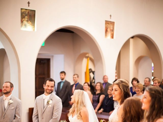 Ali and Eric's Wedding in San Diego, California 6
