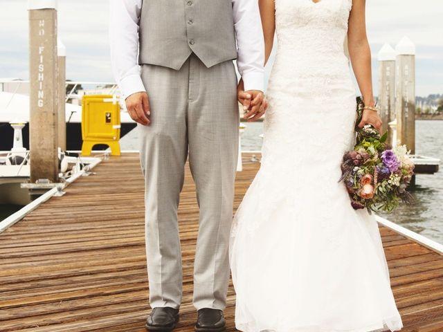 Ali and Eric's Wedding in San Diego, California 3