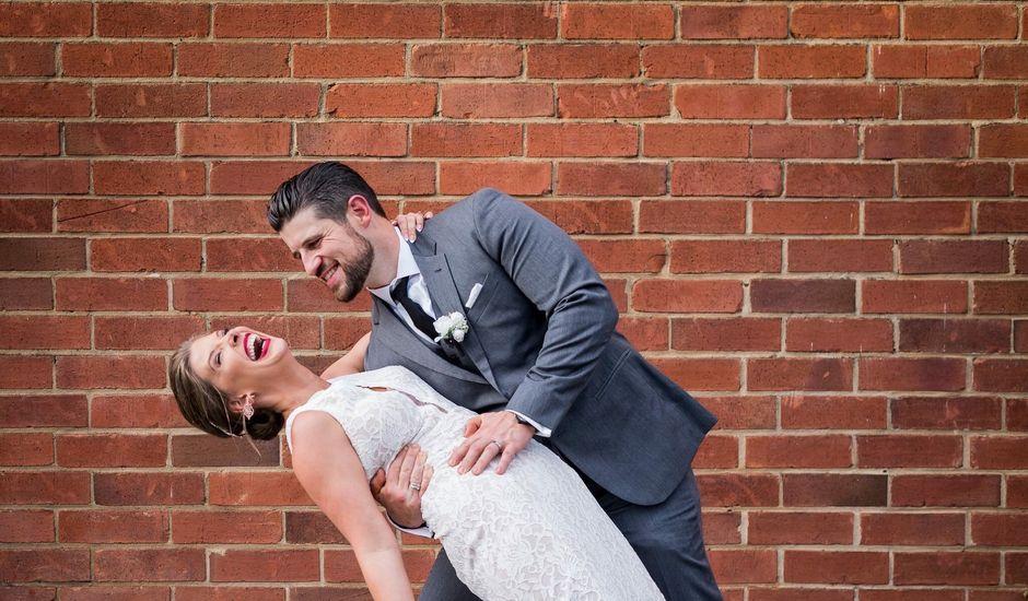 Chad and Sarah's Wedding in Charlotte, North Carolina