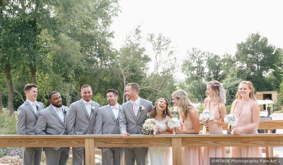 Quinton and Taylor's Wedding in San Antonio, Texas