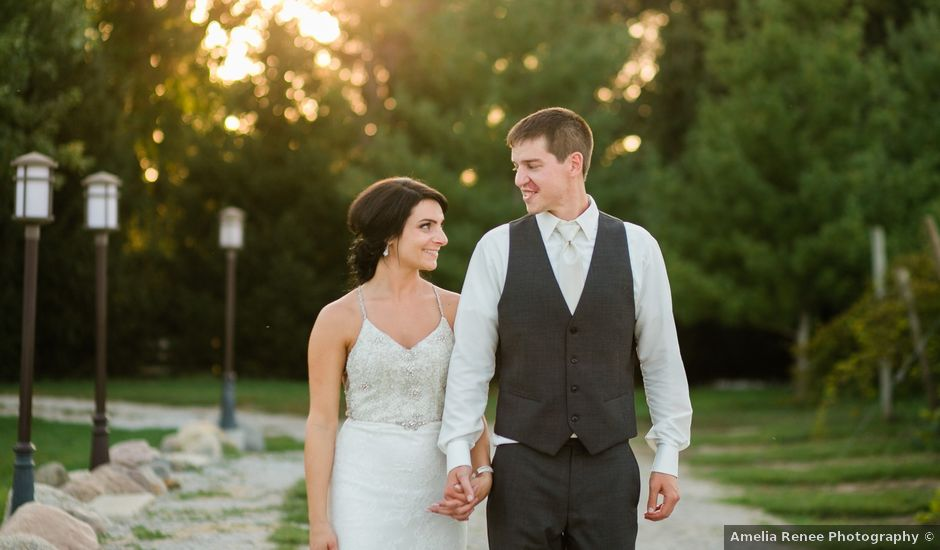 Lauren and Justin's Wedding in Ames, Iowa