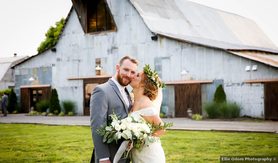 Kevin and Kamryn's Wedding in Murfreesboro, Tennessee