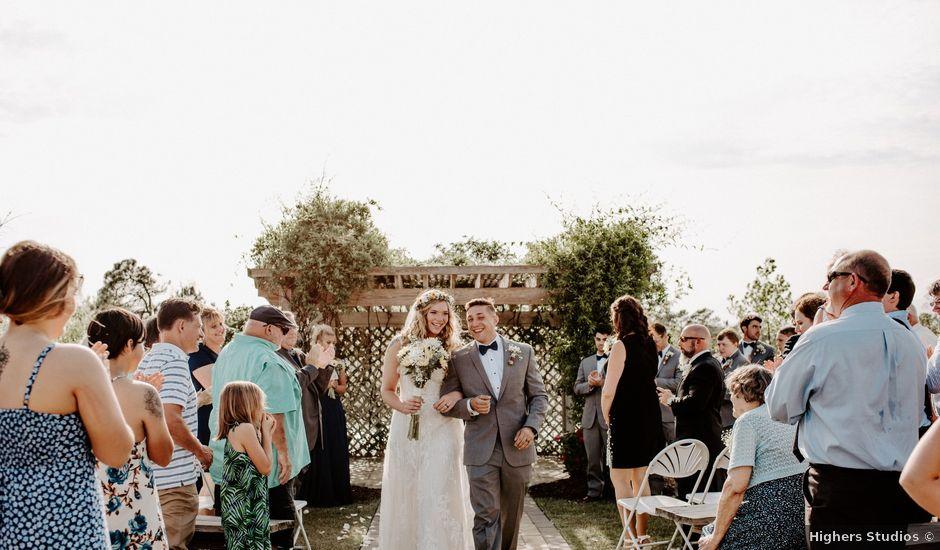 Lexie and Cody's Wedding in New Bern, North Carolina