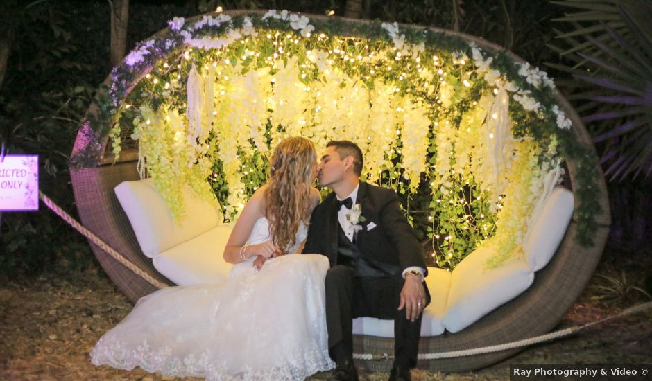 Rafael and Lorena's Wedding in Fort Lauderdale, Florida