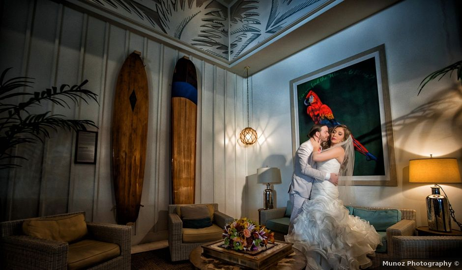 Joseph and Sue's Wedding in Hollywood, Florida