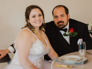 The wedding of Omar and Bethany 1